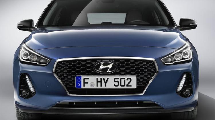 Hyundai i30 1.4crdi city
