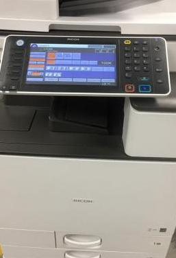 Impresora laser multif. ricoh mp c3003 color