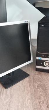 Intel quadcore 4gb disco ssd monitor 19