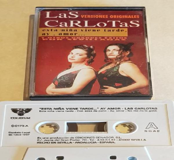 Las carlotas / esta niña viene tarde / mc - coliseum-1997 /