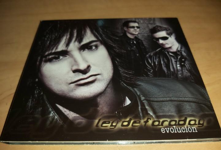Ley de faraday cd pop rock español 2010 - la fuga (compra