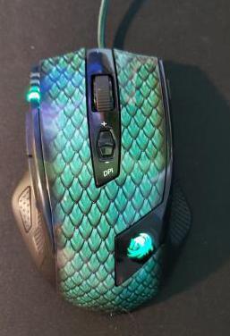 Mouse gaming sharkoon drakonia