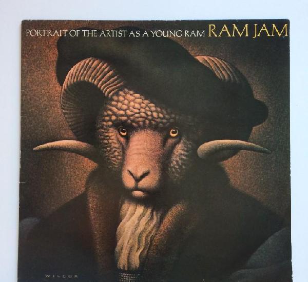 Ram jam – portrait of the artist as a young ram holanda