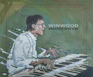 Steve winwood - winwood greatest hits live - lp