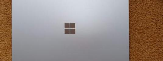 Surface laptop 13,5 i7 16gb ram