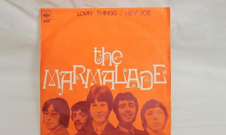The marmalade, single lovin things / hey joe, 1968 cbs