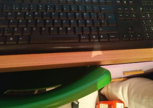 Teclado ordenador y ratón acer