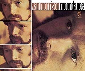 Van morrison - moondance (orange vinyl) - lp