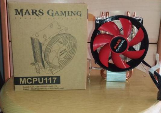 Ventilador mars gaming mcpu117