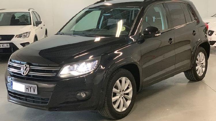 Volkswagen tiguan 2.0tdi bmt cross 4x2 110