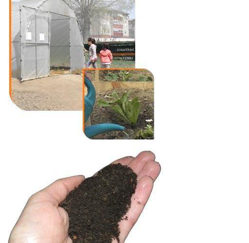 Venta de Compost en Palencia