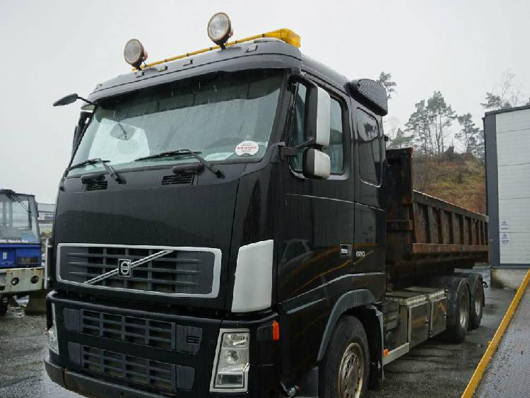 Volvo fh 520 6x4 tipper truck 382 cv good condition en venta