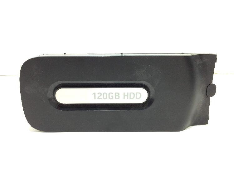 Hdd xbox 360 microsoft disco duro 120gb