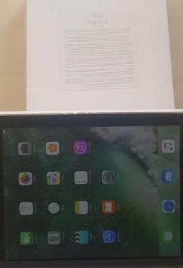 iPad Air 2 wifi y 3G (móvil)
