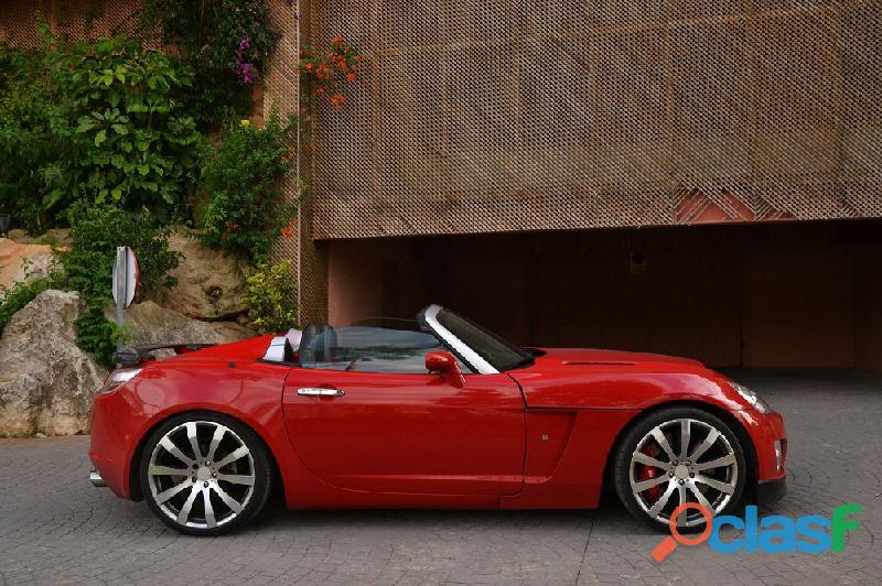 Opel GT Performance 1