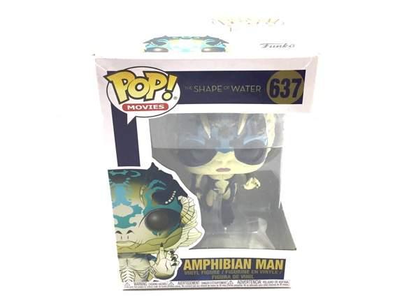 otros juegos y juguetes hasbro amphibian man
