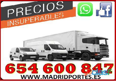 PROFESIONALES EN LAS MUDANZAS EN MADRID