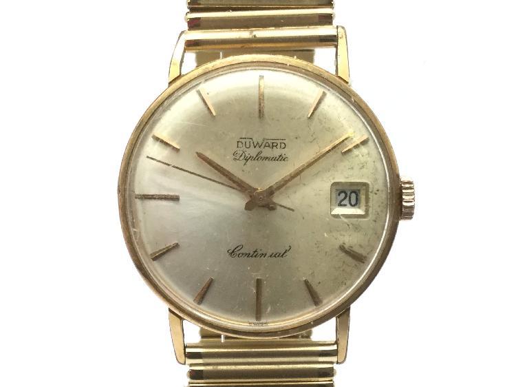 Reloj pulsera caballero duward diplomatic