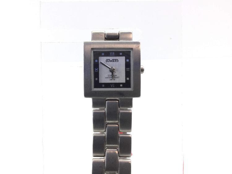Reloj pulsera señora duward d13057.15 titanio