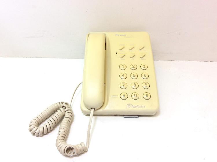 telefonica blanco