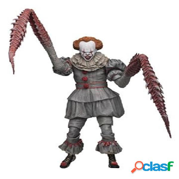 Figura pennywise dancing clown neca ultimate it 2017