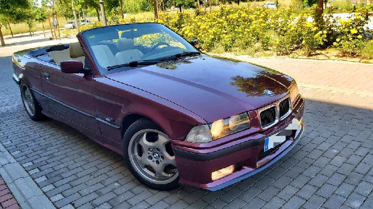 Genuino Nuevo BMW 320d Trasero insignia emblema de arranque serie 3 E92 E93 Coupe Cabrio