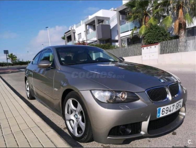 Bmw serie 3 coupe.