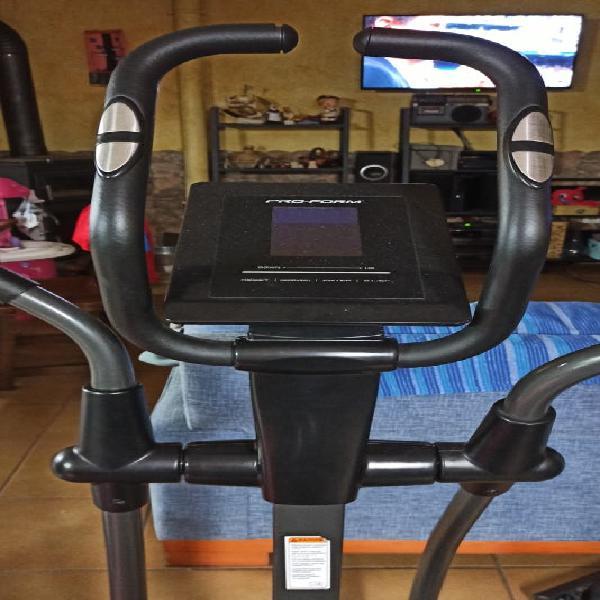 Bicicleta elíptica proform elipse salude 6.0