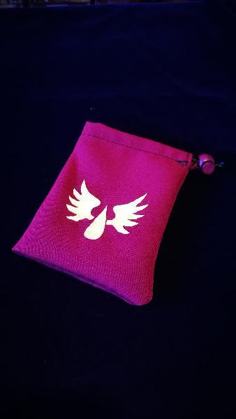 Bolsa dados ángeles sangrientos grande