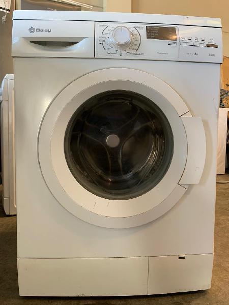 Envio 23 de mayo. lavadora balay 8kg 1000rpm a+