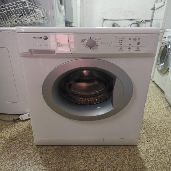 Lavadora fagor 7kg 1200rpm clase a++