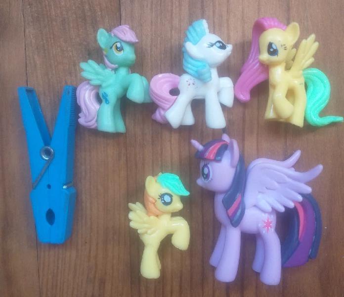 Lote ponys my little pony