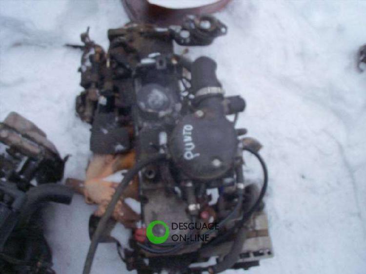 Motor gasolina fiat punto 1.0 1.4
