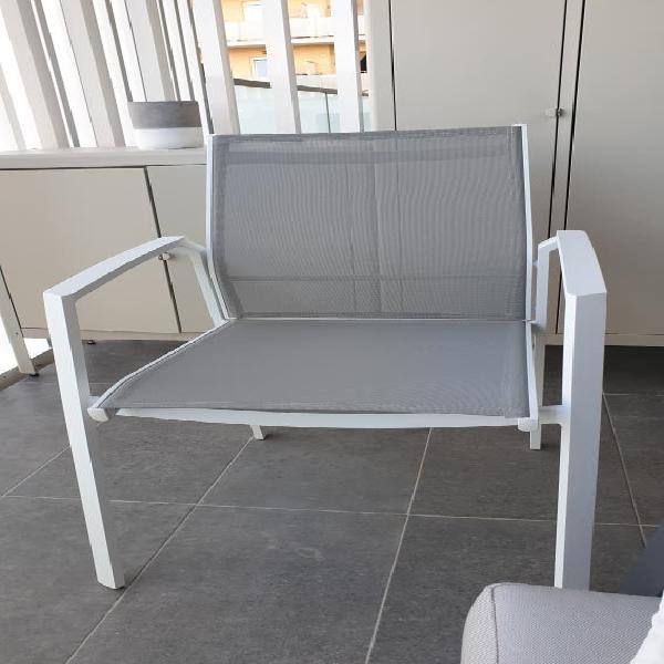 Set 2 sillas terraza