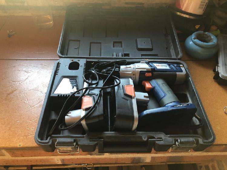 Taladro atornillador bateria 18v dexter