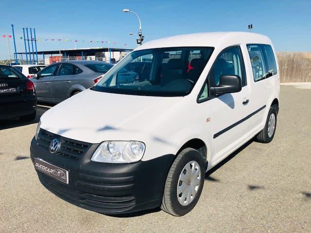 Volkswagen Caddy 1.9Tdi -Combi-Impecable!!