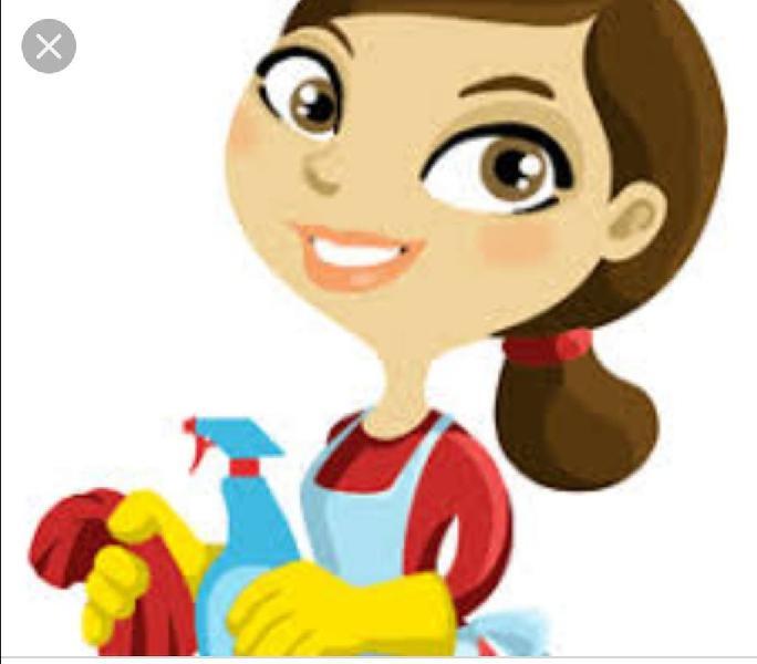 Chica responsable busca trabajo de tareas del hoga