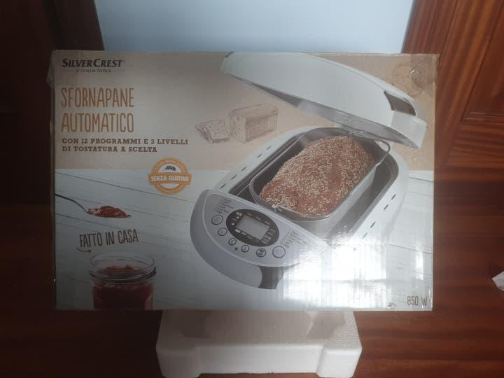 Panificadora, máquina de hacer pan