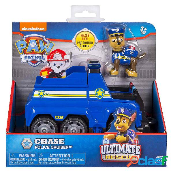 Patrulla canina chase ultimate rescue