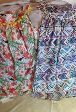 3 vestidos niña 2/4años