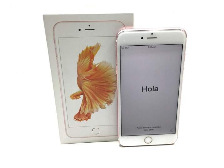 8 % apple iphone 6s plus 64gb