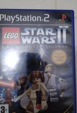 Caja lego star wars ii la trilogia