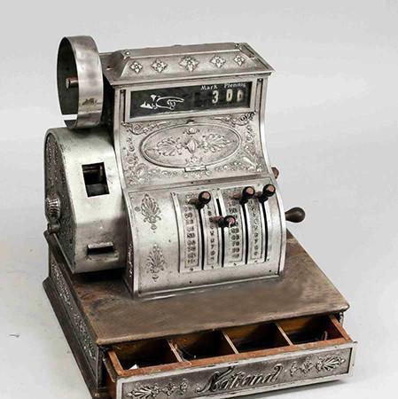 Caja registradora national de 1903