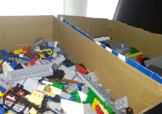 Caja(s) de lego