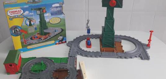 Circuitos tren thomas y sus amigos