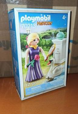 Diosa afrodita playmobil 70213