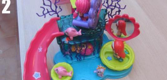 Juguetes pinypon, barriguitas y playmobil