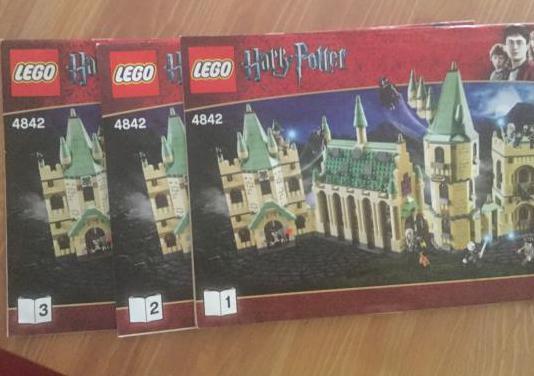 Lego castillo de harry potter