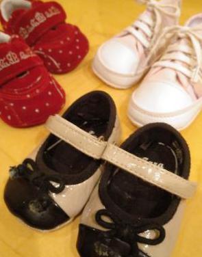 Lote t. 15-16 sandalias zapatos bambas