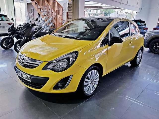 Opel corsa 1.3 ecoflex selective s&s '13